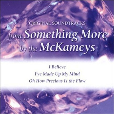 I've Made Up My Mind - With Background Vocals (Performance Track)  [Music Download] -     By: The McKameys