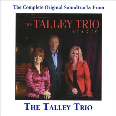 The Broken Ones - No background vocals (Performance Track)  [Music Download] -     By: The Talley Trio