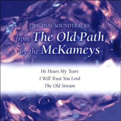 I Will Trust You Lord - with Background Vocals (Performance Track)  [Music Download] -     By: The McKameys