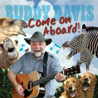 Come On Aboard  [Music Download] -     By: Buddy Davis
