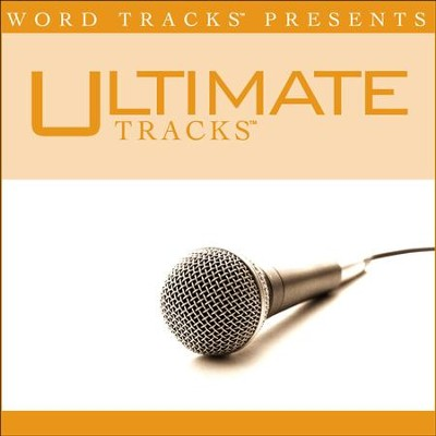 The Hurt & The Healer (as made popular by MercyMe) [Performance Track]  [Music Download] -