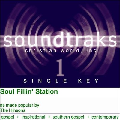 Soul Fillin' Station  [Music Download] -     By: The Hinsons