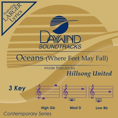 Oceans (Where Feet May Fall)  [Music Download] -     By: Hillsong United