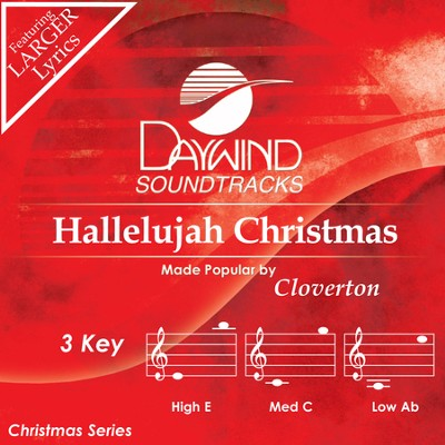 Hallelujah Christmas  [Music Download] -     By: Cloverton