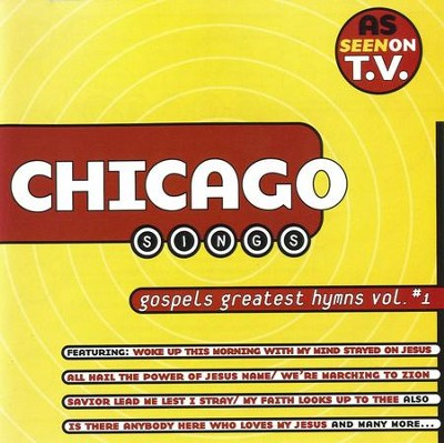 Gospel's Greatest Hymns Vols. 1 & 2  [Music Download] -     By: Chicago Sings...