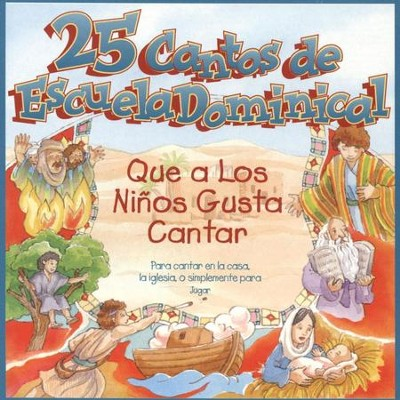 25 Cantos de Escuela Dominical  [Music Download] -     By: Various Artists