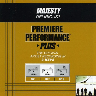 Majesty (Premiere Performance Plus Track)  [Music Download] -     By: Delirious?
