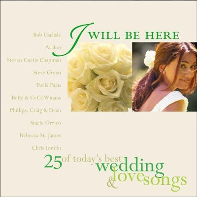 I Will Be Here  [Music Download] -     By: Various Artists