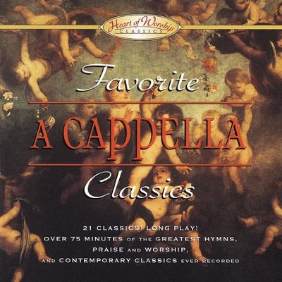 As The Deer Panteth For The Water (Favorite A Cappella Classics Album Version)  [Music Download] -     By: Various Artists