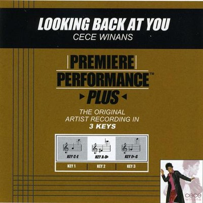 Looking Back At You (Key-A-Db Premiere Performance Plus)  [Music Download] -     By: CeCe Winans