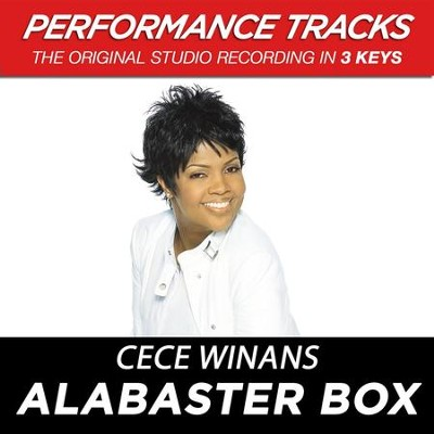 Alabaster Box (Key-G-A-Premiere Performance Plus)  [Music Download] -     By: CeCe Winans
