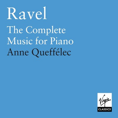 Le Tombeau de Couperin: V: Menuet (Allegro moderato)  [Music Download] -     By: Anne Queffelec