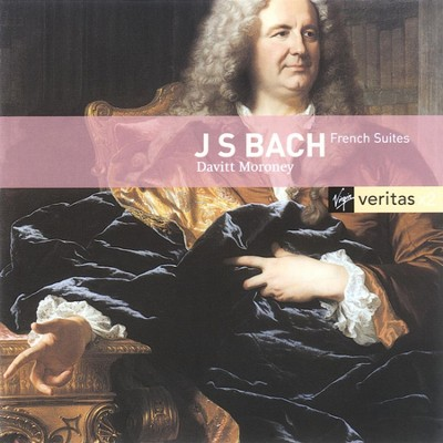 Bach - French Suites  [Music Download] -     By: Davitt Moroney
