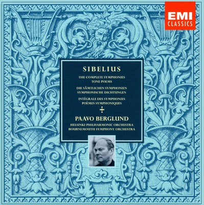 Sibelius : Symphonies & Choral Works/Paavo Berglund:CHRISTMAS BOX 2001  [Music Download] -     By: Paavo Berglund