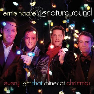 Changed By A Baby Boy  [Music Download] -     By: Ernie Haase & Signature Sound