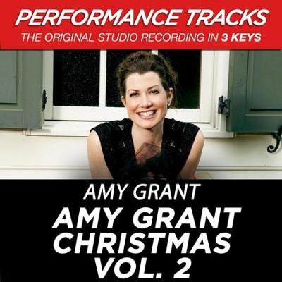 O Come All Ye Faithful (Key-B-Premiere Performance Plus w/ Background Vocals)  [Music Download] -     By: Amy Grant