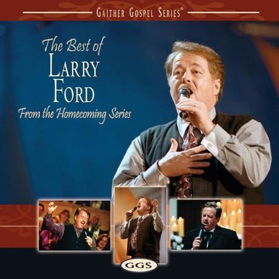 I Know Who Holds Tomorrow  [Music Download] -     By: Larry Ford
