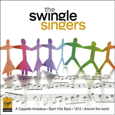 Anthology  [Music Download] -     By: The Swingle Singers