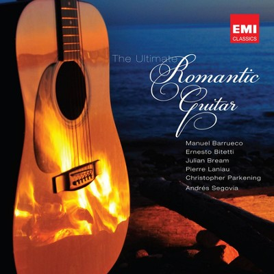 Ultimate Romantic Guitar  [Music Download] -     By: Various Artists