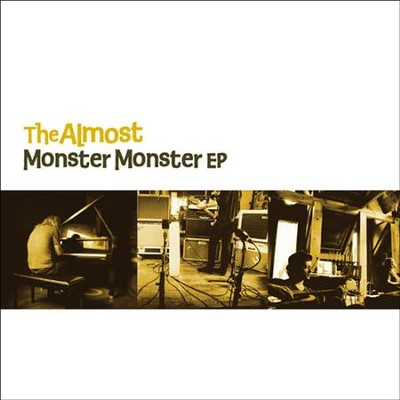 Monster Monster EP  [Music Download] -     By: The Almost