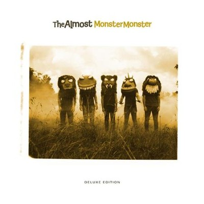 Monster Monster (Deluxe Edition)  [Music Download] -     By: The Almost