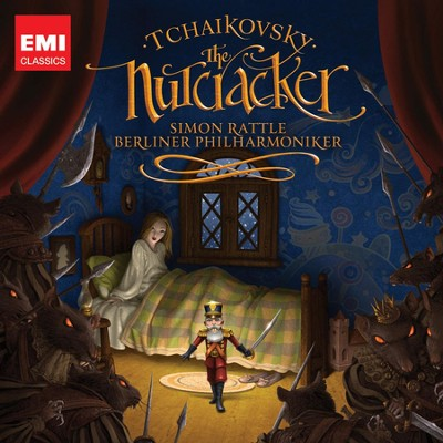 The Nutcracker - Ballet Op. 71, ACT 2: No. 11 - Clara and the Prince  [Music Download] -     By: Berliner Philharmoniker