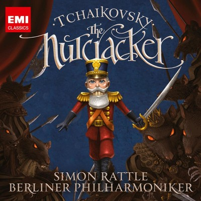 Tchaikovsky: The Nutcracker (Discovery Edition)  [Music Download] -     By: Berliner Philharmoniker, Sir Simon Rattle