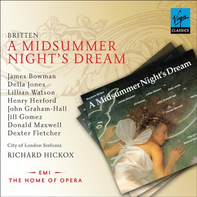 A Midsummer Night's Dream Op. 64, ACT TWO: Are we all met? (Bottom/Flute/Snout/Starveling/Snug/Quince/Puck)  [Music Download] -     By: James Bowman