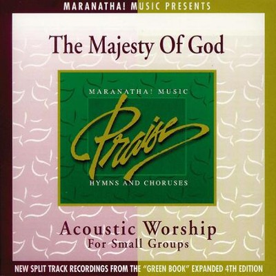 Come Let Us Worship And Bow Down (Split Track)  [Music Download] -     By: Maranatha! Singers