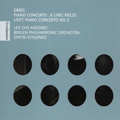 Piano Concerto in A Minor, Op.16: I. Allegro molto moderato  [Music Download] -     By: Bergen Philharmonic Orchestra