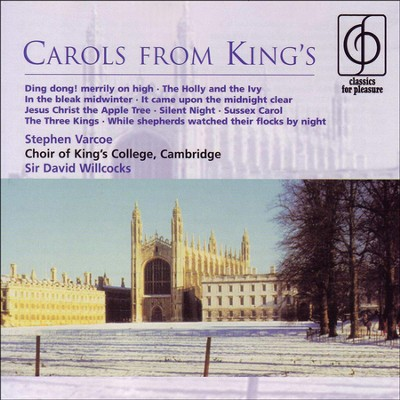 Carols From King's  [Music Download] -     By: Choir of King's College Cambridge