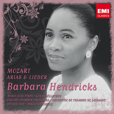Barbara Hendricks: Mozart Arias  [Music Download] -     By: Barbara Hendricks
