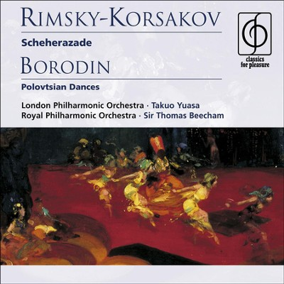 Rimsky-Korsakov: Scheherazade . Borodin: Polovtsian Dances  [Music Download] -     By: Takuo Yuasa