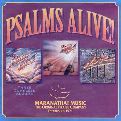 Psalms Alive!  [Music Download] -     By: The Worship Community