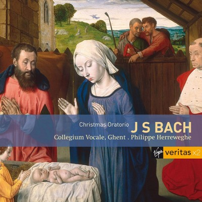 Christmas Oratorio BWV248, Cantata 5: Am Sonntage nach Neujahr: Aria: Basso: Erleucht' auch meine finstre Sinnen  [Music Download] -     By: Michael Chance