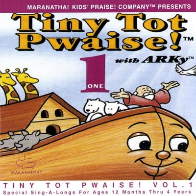 All Of The Animals (Tiny Tot Pwaise 1 Album Version)  [Music Download] -     By: Maranatha! Kids