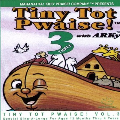 Oh, How I Love Jesus (Split Track Tiny Tot Pwaise 3 Album Version)  [Music Download] -     By: Maranatha! Kids