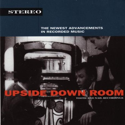 Upside Down Room - EP  [Music Download] -     By: Upside Down Room