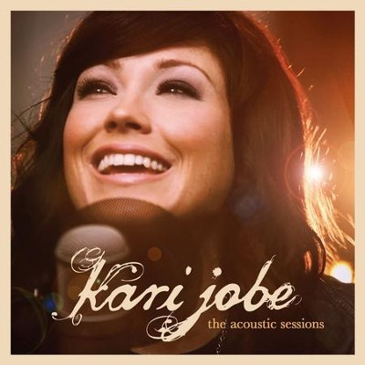 Here (Live Acoustic)  [Music Download] -     By: Kari Jobe