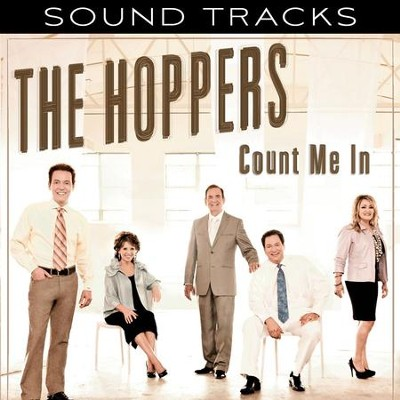 Count Me In (Performance Track Without Background Vocals)  [Music Download] -     By: The Hoppers