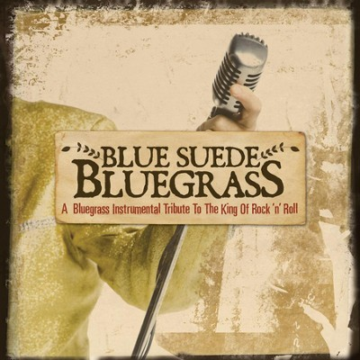 Blue Suede Bluegrass: A Bluegrass Instrumental Tribute to the King of Rock 'n' Roll  [Music Download] -     By: Craig Duncan