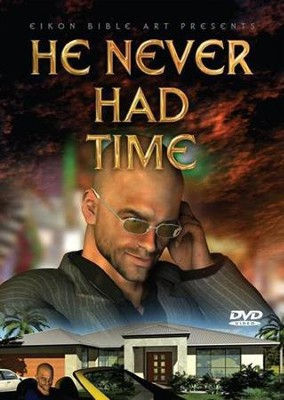 He Never had Time  [Video Download] -     By: Graeme Hewitson