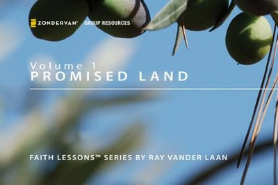 Faith Lessons on the Promised Land  [Video Download] -     By: Ray Vander Laan