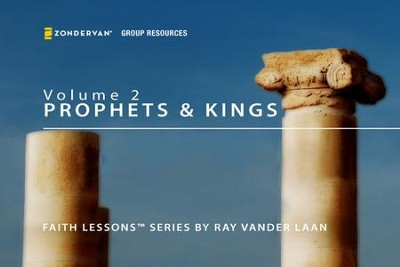 Faith Lessons on the Prophets and Kings of Israel  [Video Download] -     By: Ray Vander Laan
