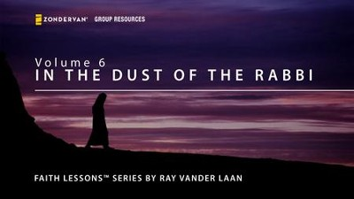 That The World May Know ®, Vol. 6: Dust of the Rabbi   [Video Download] -     By: Ray Vander Laan