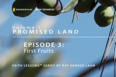 First Fruits  [Video Download] -     By: Ray Vander Laan