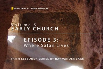 Where Satan Lives  [Video Download] -     By: Ray Vander Laan