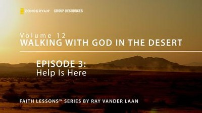 Help Is Here  [Video Download] -     By: Ray Vander Laan