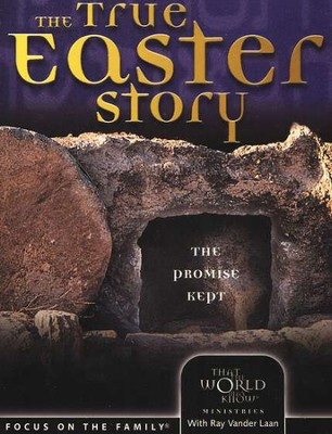 The True Easter Story  [Video Download] -     By: Ray Vander Laan
