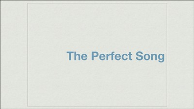 Singing Grammarian Video #13: (Plu)Perfect Song  [Video Download] -     By: H. Daniel Zacharias